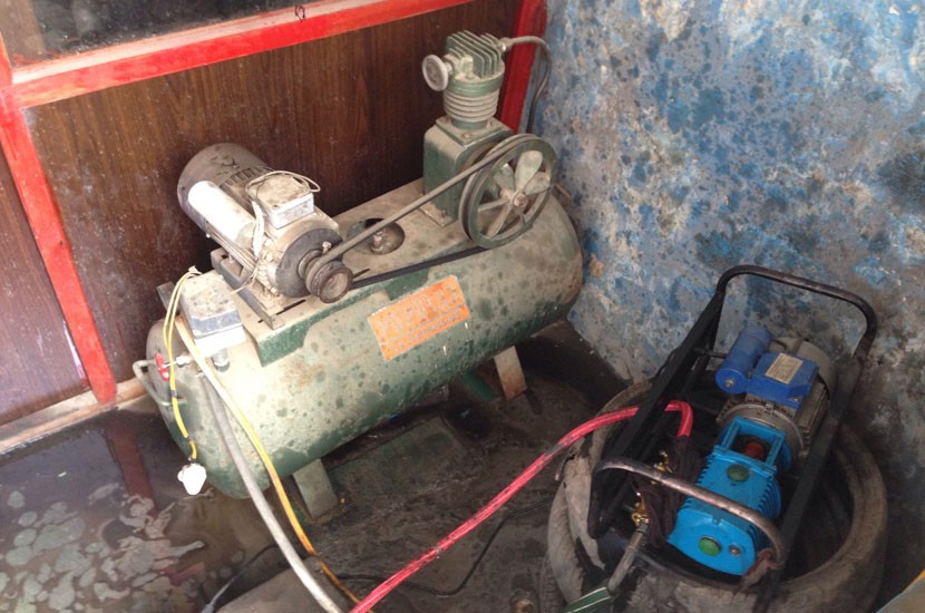 Air and Water compressor