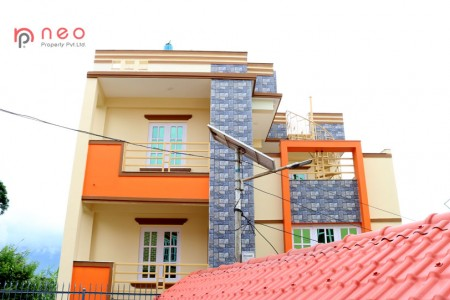 House for Sale in Grandi Height, Tokha, Kahtmandu